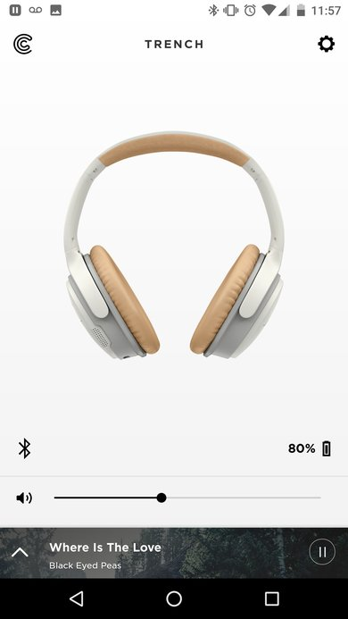 Bose SoundLink Around-Ear II App Picture