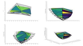 MSI Oculux NXG253R 2020 Color Volume ITP Picture