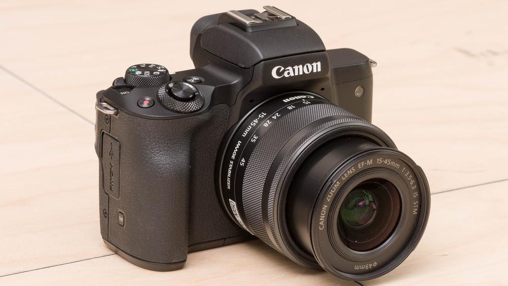 Canon EOS M50 Mark II Picture