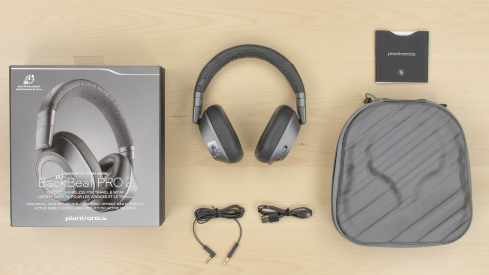 Plantronics BackBeat Pro 2 In the box Picture