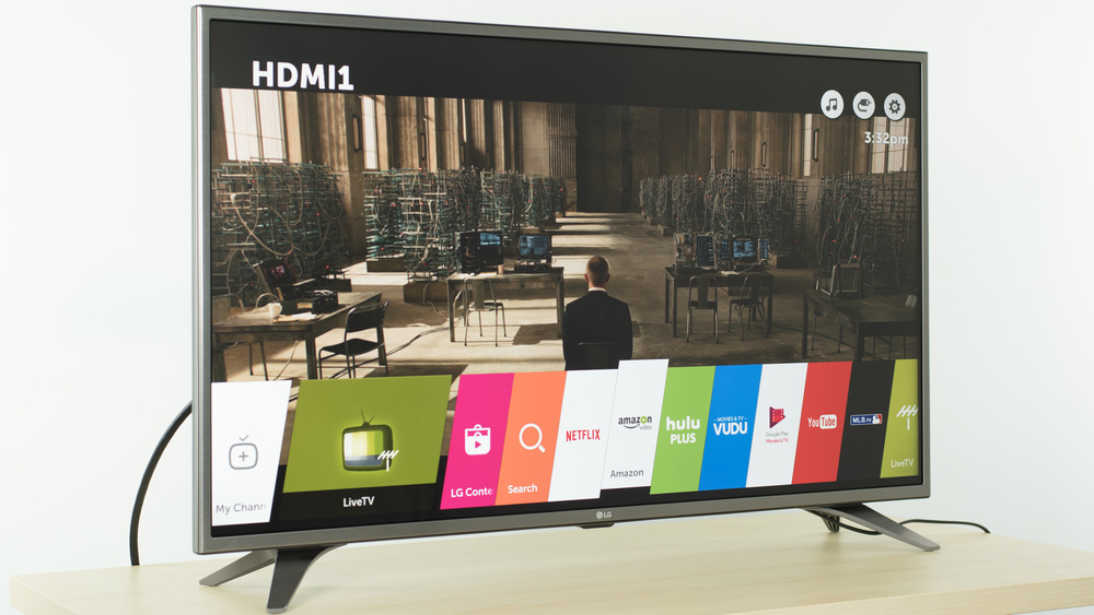 LG UH6500 Design Picture