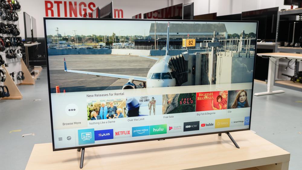 Samsung Q70/Q70R QLED Picture