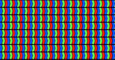 LG LN5700 Pixels