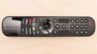 LG A1 OLED Remote Picture
