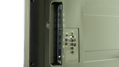 Samsung H6400 Side Inputs