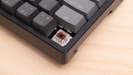 Keychron K6 Build Quality Close Up