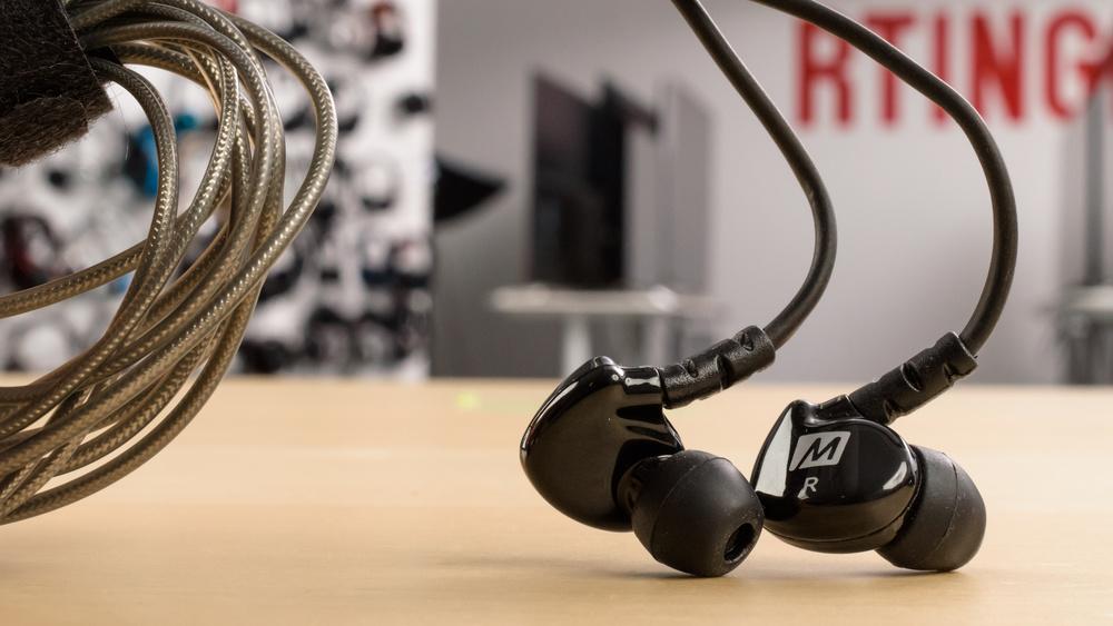 MEE audio M6 Design Picture