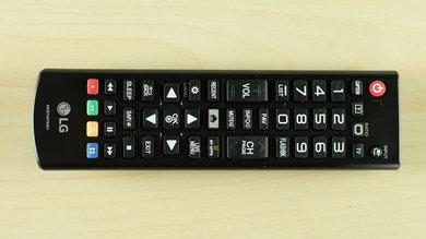 LG UF6800 Remote Picture