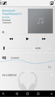 Sennheiser HD 4.50 BTNC App Picture