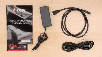 MSI Optix G27C4 In The Box Picture