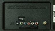 LG LB5600 Rear Inputs