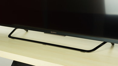 Sony X850C Stand Picture
