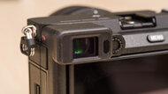 Sony α7C EVF Menu Picture