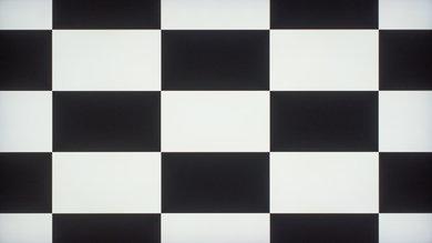 Samsung Q80/Q80R QLED Checkerboard Picture