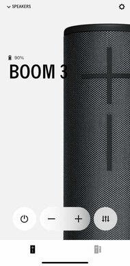 Ultimate Ears BOOM 3 App Picture