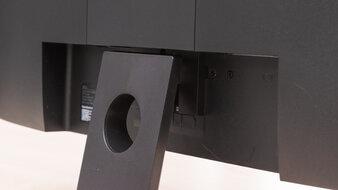 Dell E2220H Ergonomics Picture