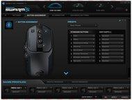 ROCCAT Kain 100 AIMO Software settings screenshot