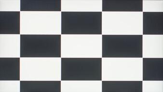 LG 27GN650-B Checkerboard Picture