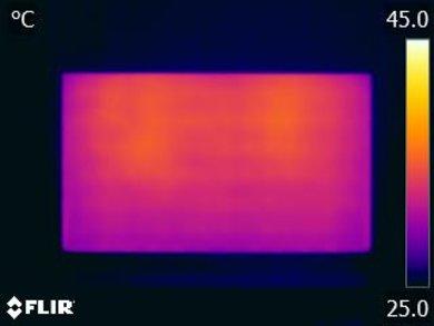 Samsung MU6290 Temperature picture