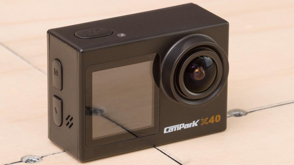 Campark X40 Picture