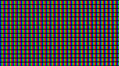 Sony X850C Pixels Picture