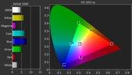 LG UH6150 Pre Color Picture