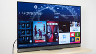 LG E6 OLED Design Picture