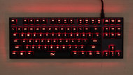 HyperX Alloy FPS Pro Backlighting Picture
