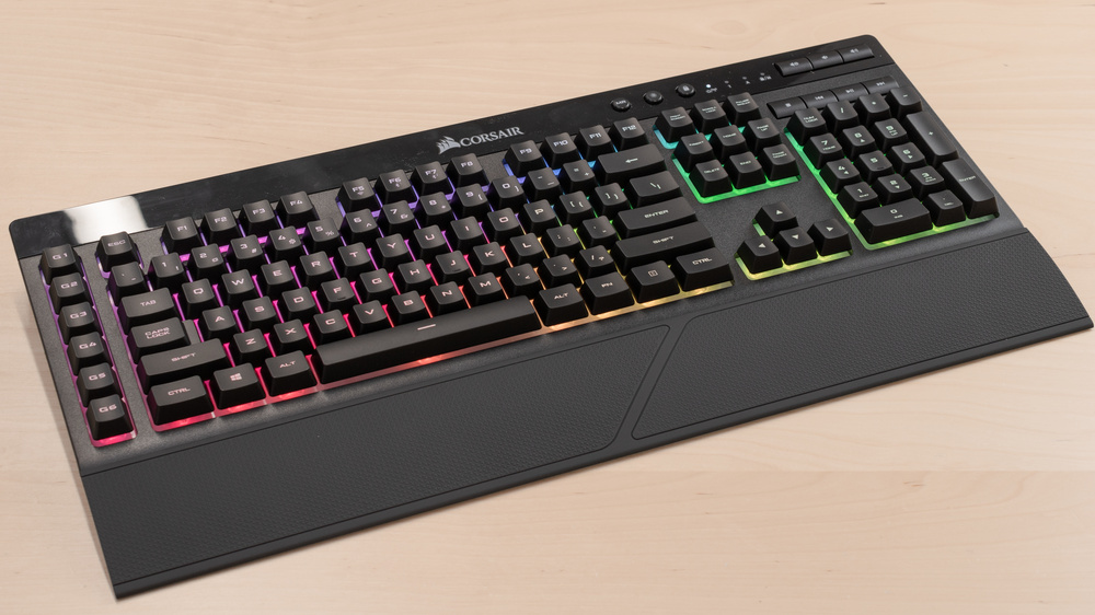 Corsair K57 RGB Wireless Gaming Keyboard Picture