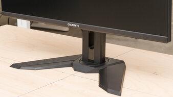 Gigabyte M32U Stand Picture