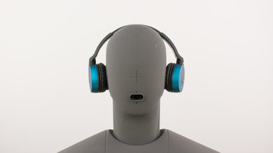 Sony MDR-ZX550BN Wireless Front Picture