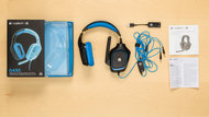 Logitech G430 Gaming Headset In the box Picture