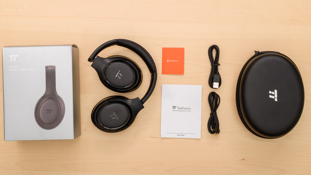 TaoTronics TT-BH060 Wireless In the box Picture