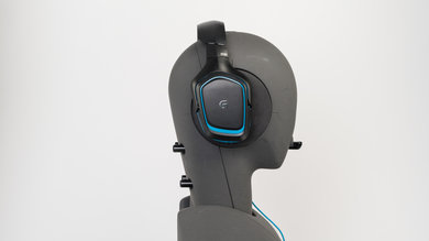 Logitech G430 Gaming Headset Side Picture