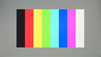 ViewSonic Elite XG270QG Color Bleed Vertical