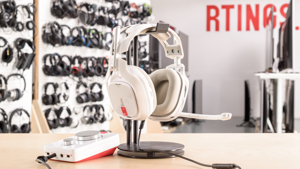 Astro A40 TR Headset + MixAmp Pro 2017 Review - RTINGS com