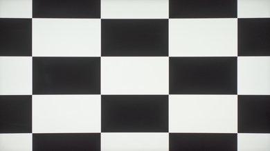 Samsung KU6600 Checkerboard Picture