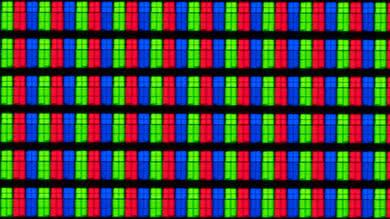 Samsung Q7CN Pixels Picture