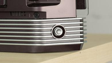 LG E7P Controls Picture