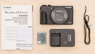 Canon PowerShot G5 X Mark II In The Box Picture