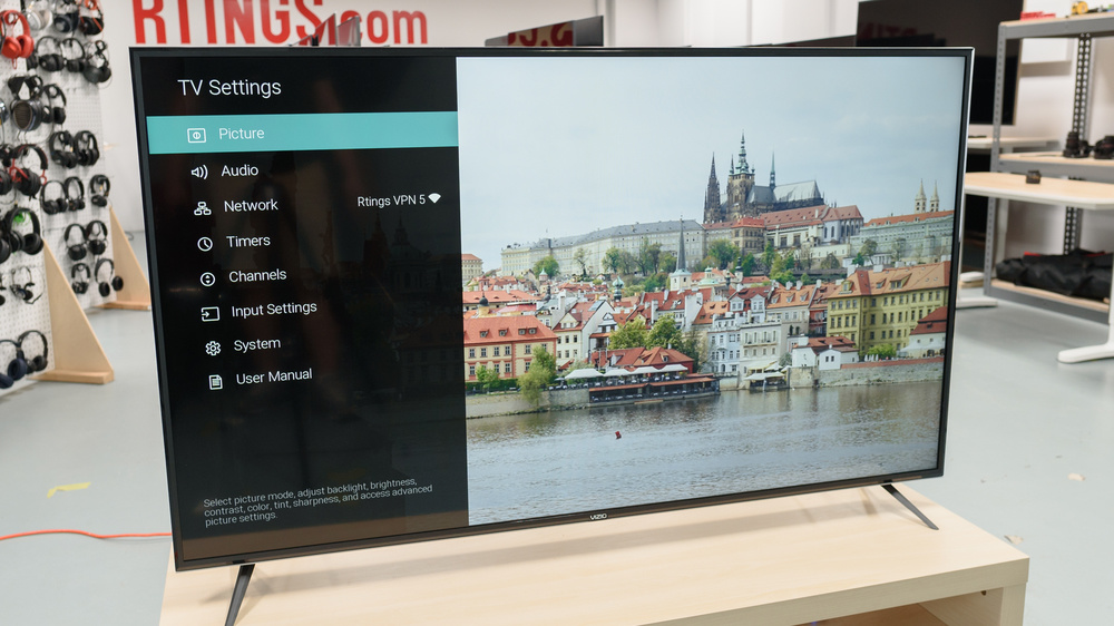 Vizio E Series 2018 Design Picture