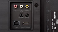 Hisense H8F Rear Inputs Picture