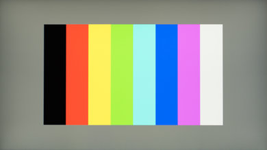 Dell P2417H Color bleed vertical