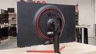 LG 32GK650F-B Back Picture