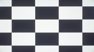 Sony X700D Checkerboard Picture