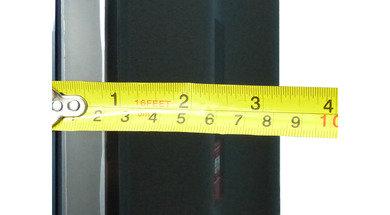LG LN5400 Thickness