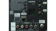 Panasonic S60 Rear inputs