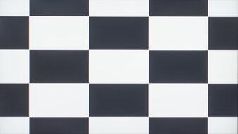ViewSonic Elite XG270 Checkerboard Picture