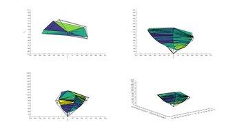 Dell P2417H sRGB Color Volume ITP picture