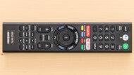 Sony X900F Remote Picture